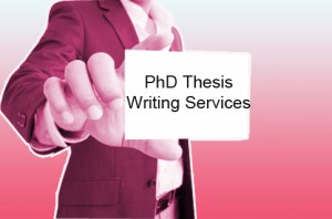 Best PhD Thesis Writing Services
